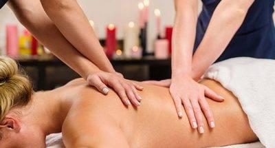 four hand massage in delhi